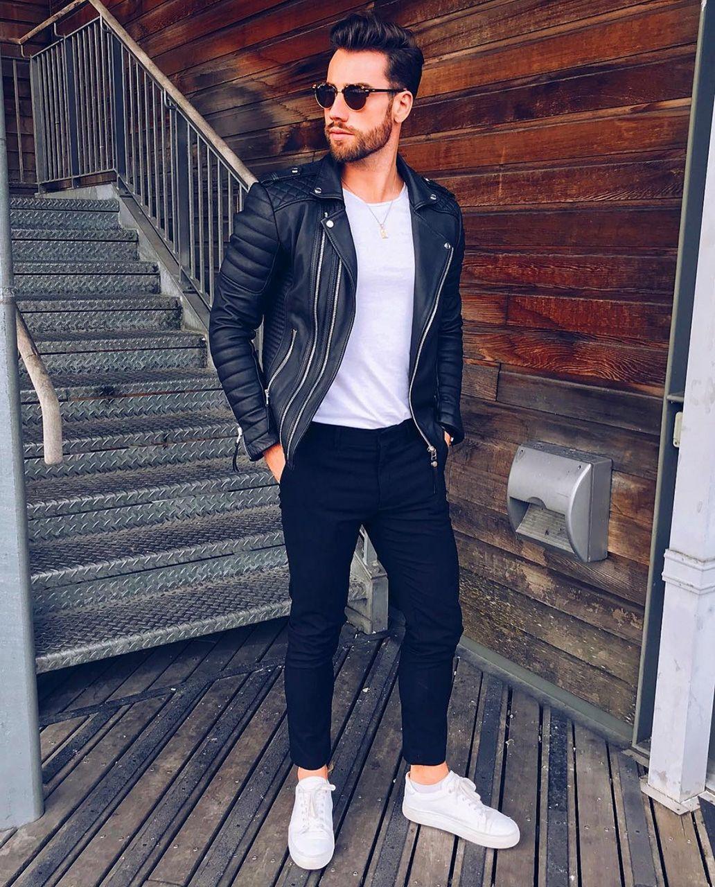 56ddb08297331b 5 tendências de moda masculina outono-inverno 2019 | Ropa Casual ...