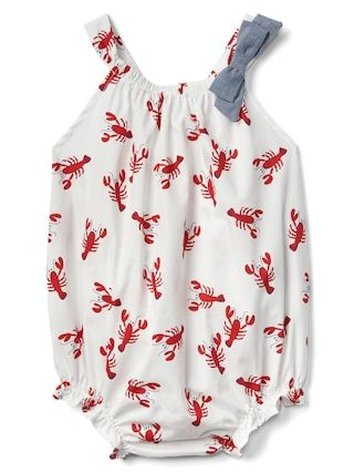 f3f669e6a74f7 Lobster bubble one-piece | Gap Future Clothes, Baby Gap, Baby Prints,
