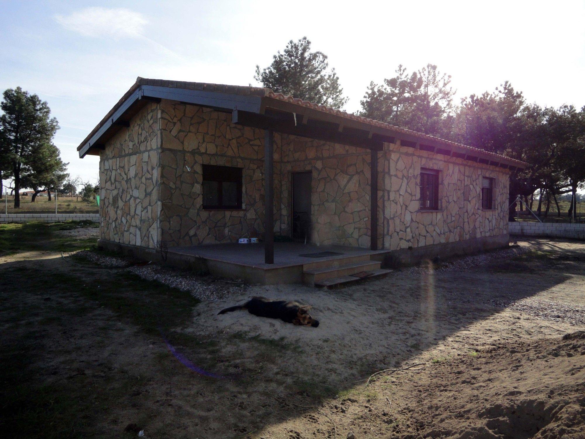 El guijo casas prefabricadas de hormig n casas - Casas prefabricados de hormigon ...