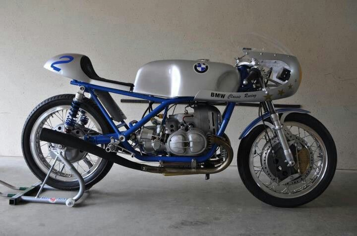 Bmw Classic Racing With Images Racing Bikes Cafe Bike Bmw