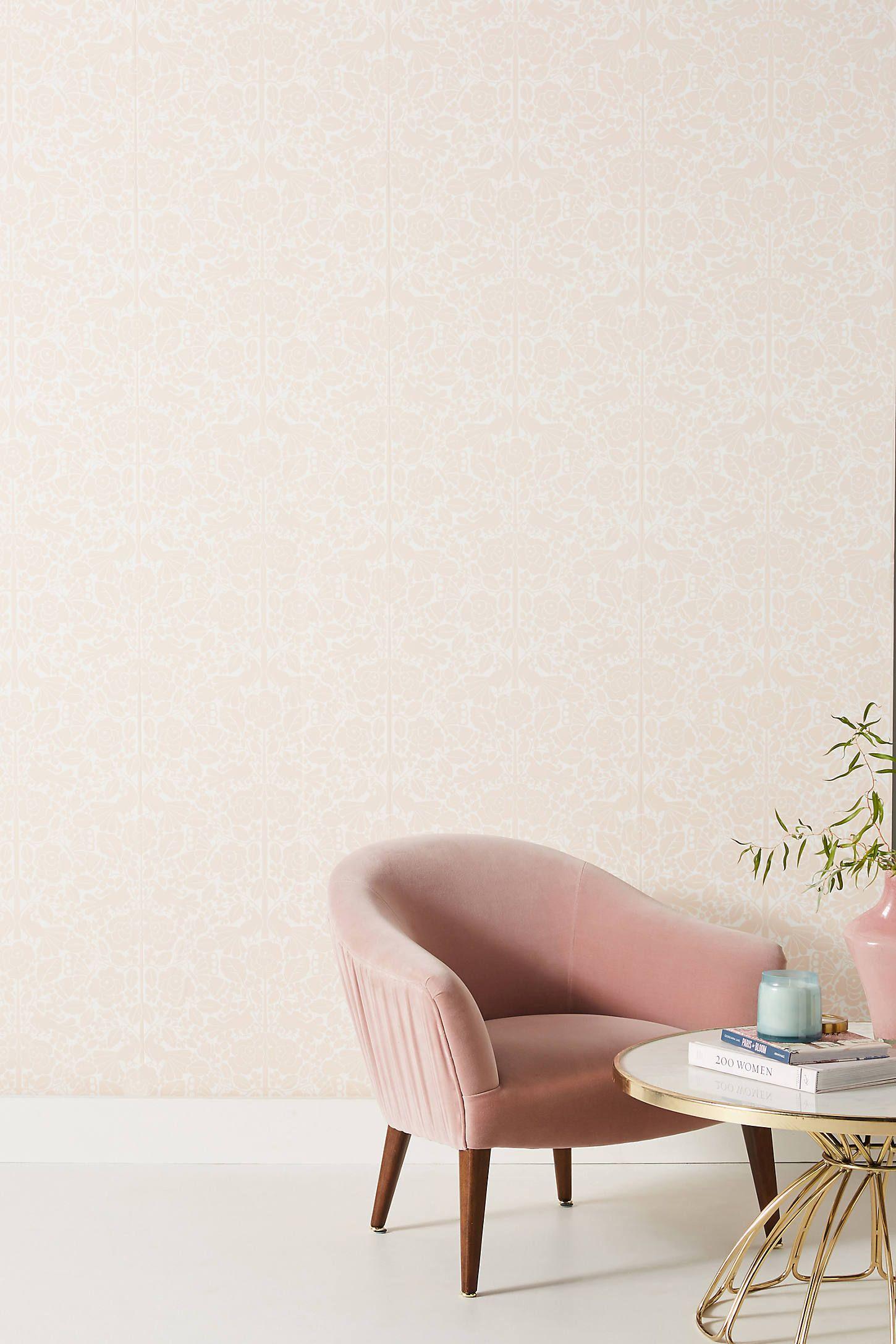 Magnolia Home Fairytales Wallpaper in 2020 Magnolia