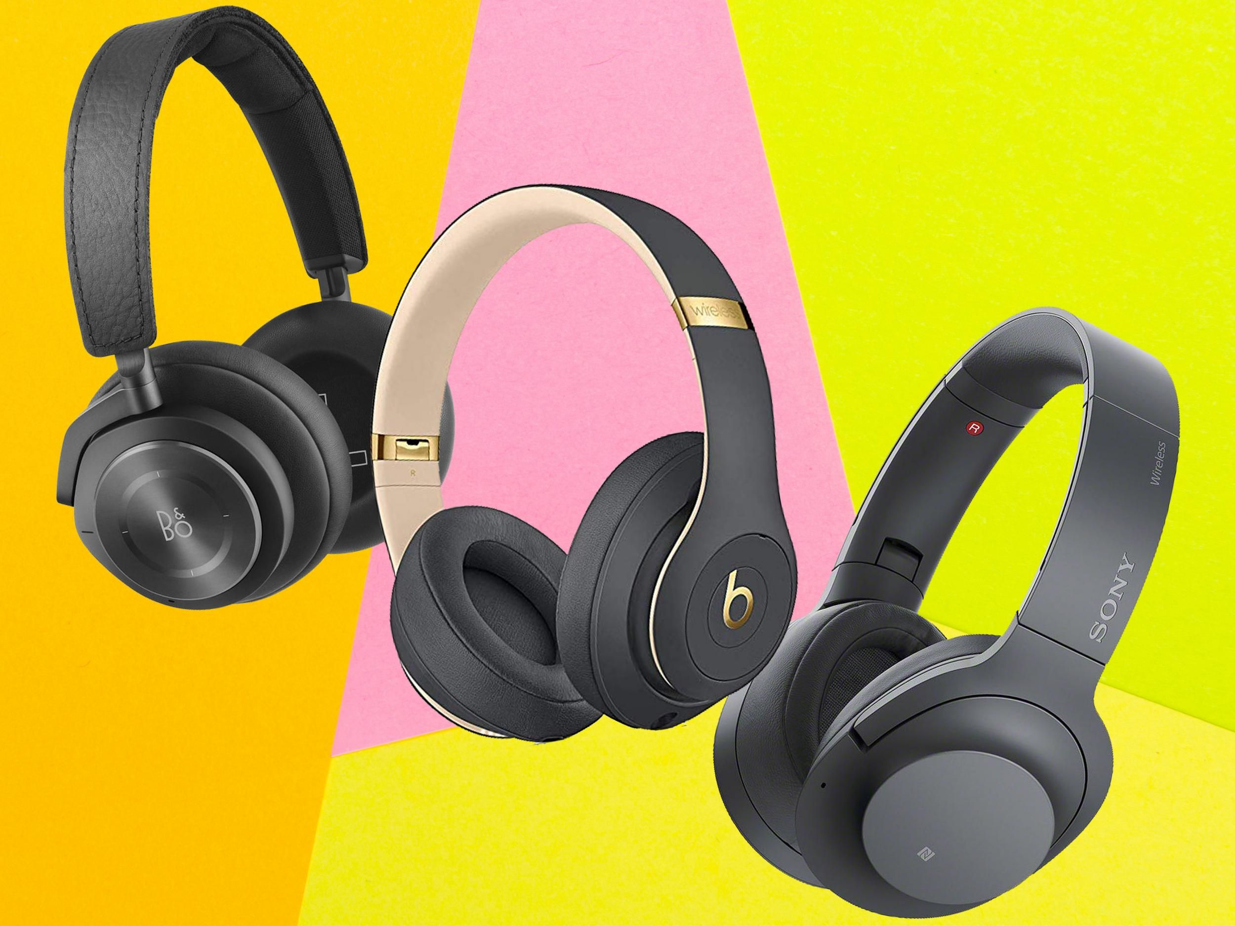 12 Best Noise Cancelling Headphones In Ear And Over Ear Models Best Bluetooth Headphones Headphones Bluetooth Headphones