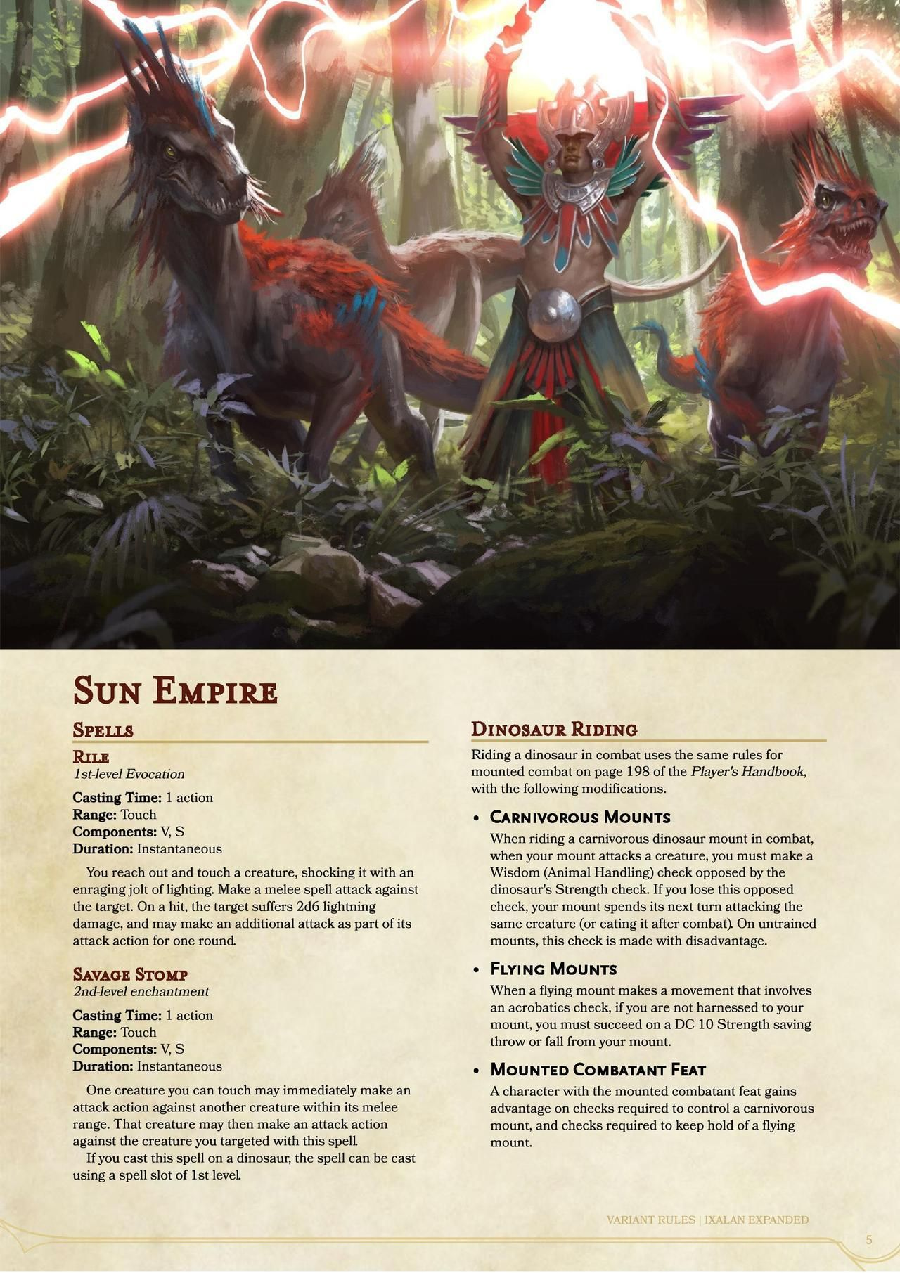Dnd 5e Release : release, Player's, Companion, Ixalan, Expanded, (Download), Dominaria's, Release, Week,, Wee…, Dungeons, Dragons, Homebrew,, Dragons,