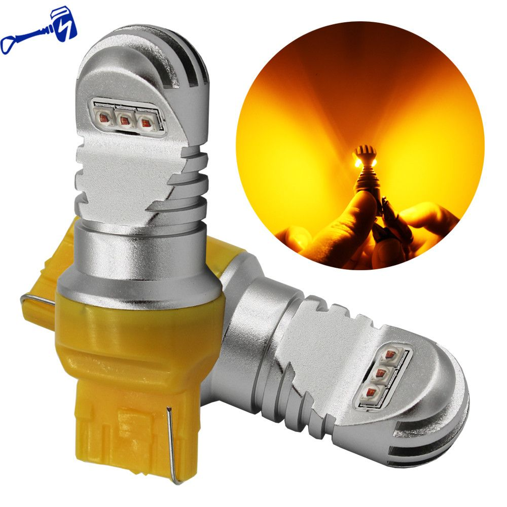 Led Fog Light Bulbs Yellow Canada 9006 For Cars H11
