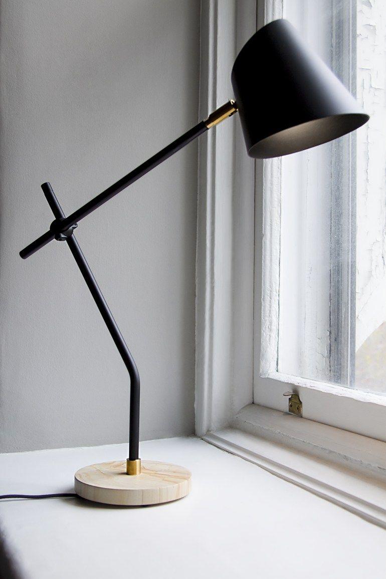6 Modern Table Lamps foto