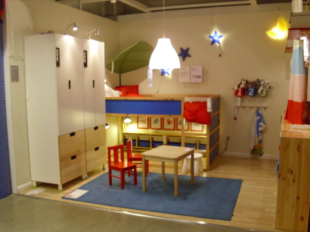Bedroom Awesome Ikea Kids Bedroom With Bunkbed Ideas With Low