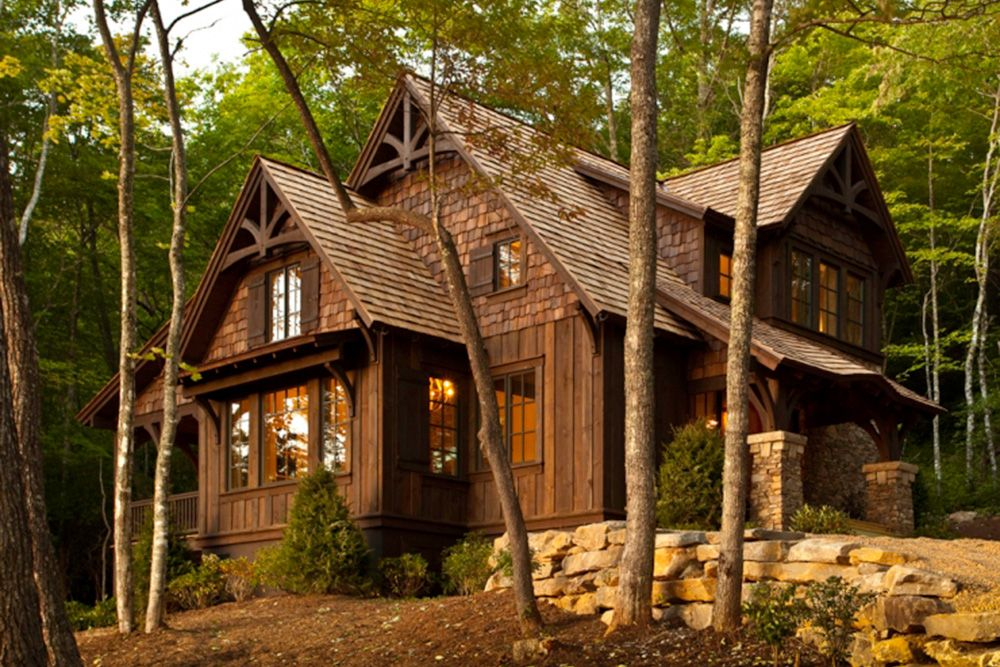 Rock Mountain Cottage at The Preserve at Rock Creek | The ... on