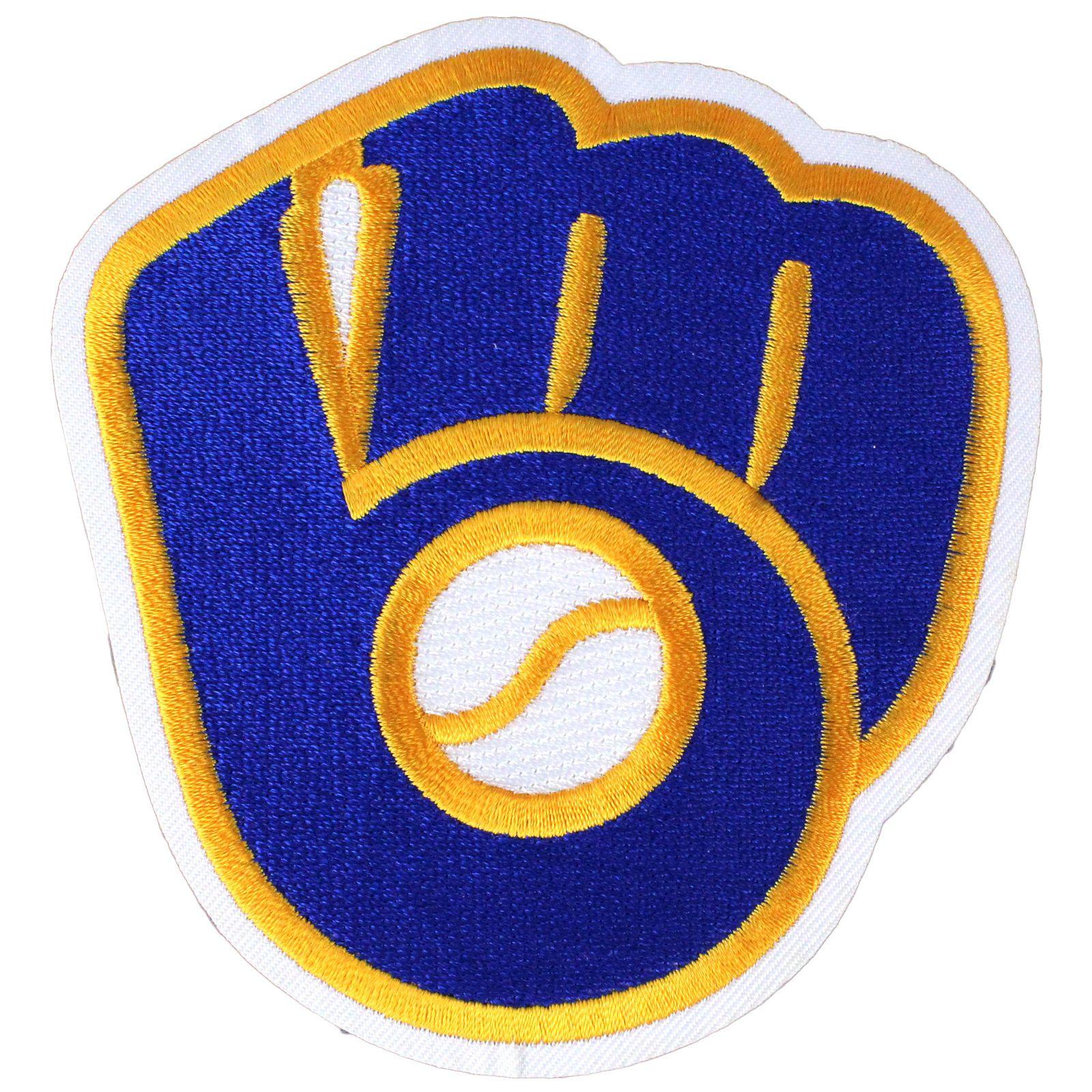 best service e87ab eb369 $14.95 - Milwaukee Brewers Team Retro Old Throwback Logo ...