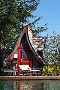 Hexenhäuschen Gartenhaus die marke lieblingsplatz wir bauen holzhäuser wie sie bauen