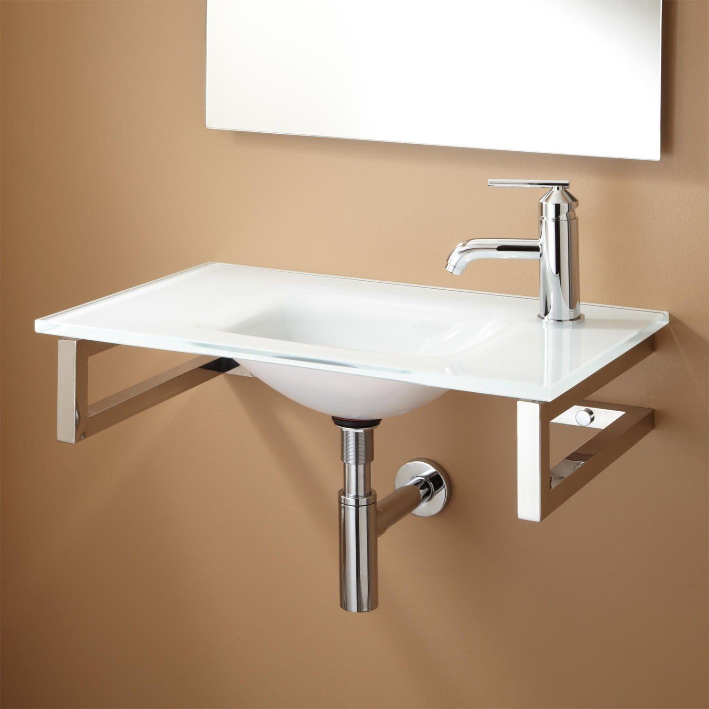 Bathroom Sink Mounting Clips