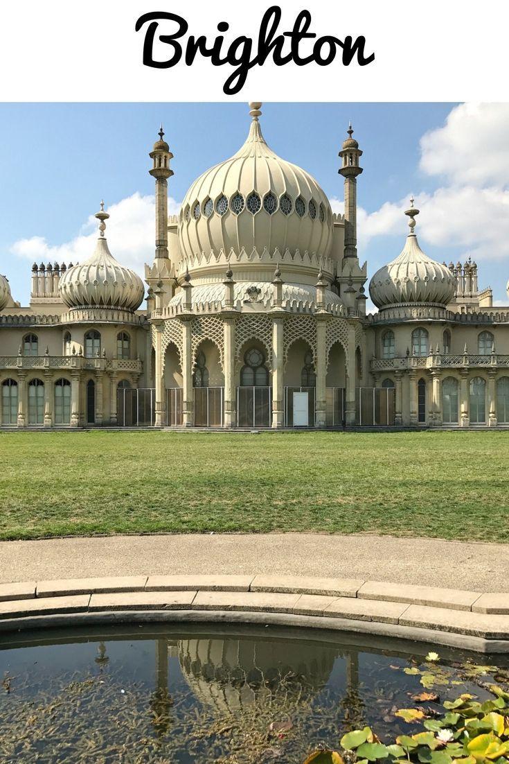 Brighton: Sehenswürdigkeiten im