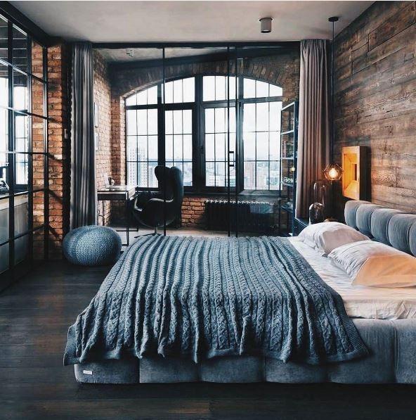 Home Decor Natural Light Exposed Brick Make Decorating Easy
