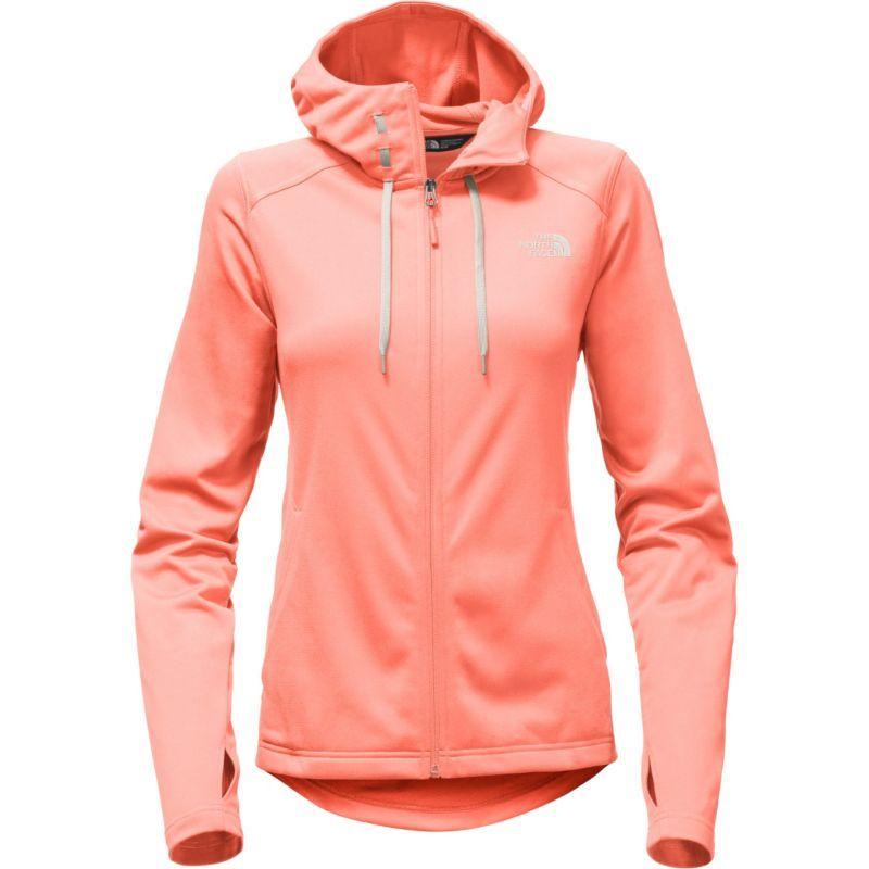 3880c6ee3 The North Face Women's Tech Mezzaluna Full Zip Hoodie, Size: Medium ...