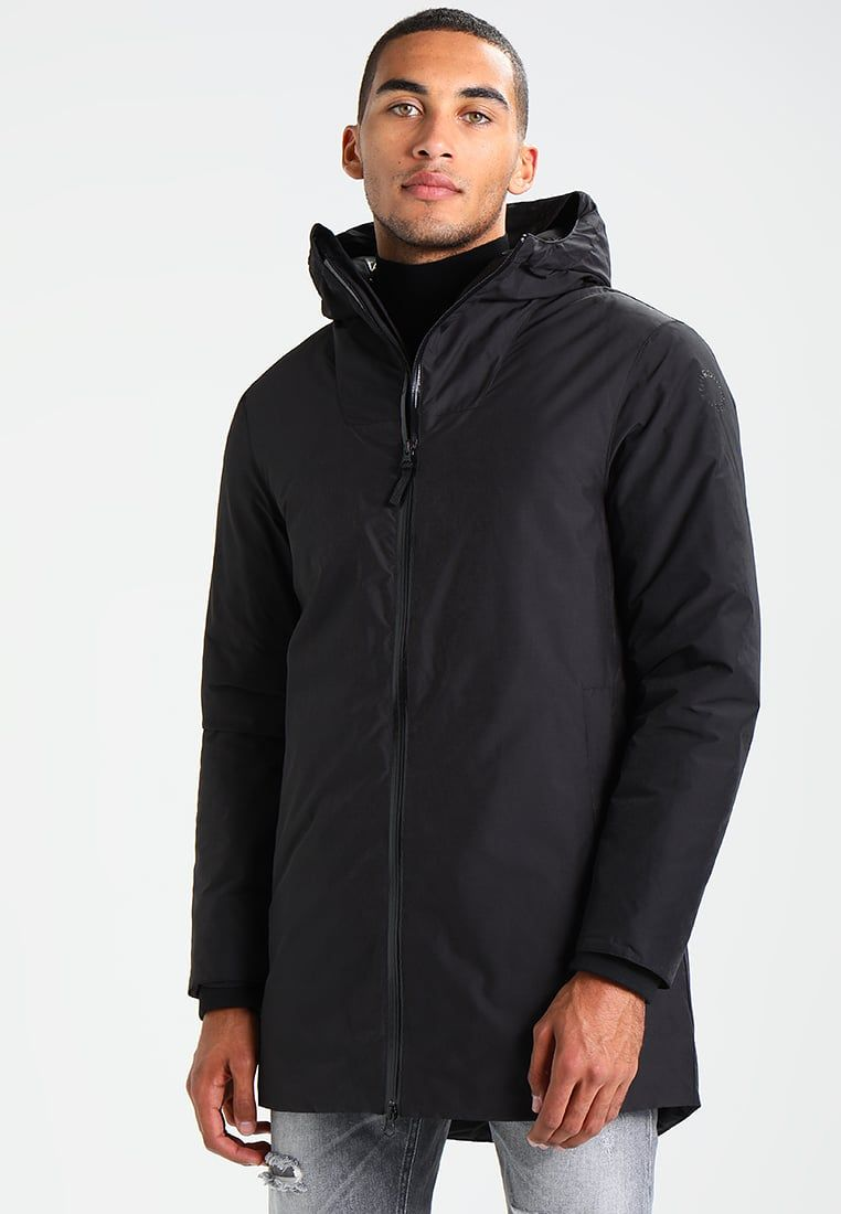 Winterjas Zalando Heren.Ontour Mute Winterjas Black Zalando Nl Jas Hooded Jacket