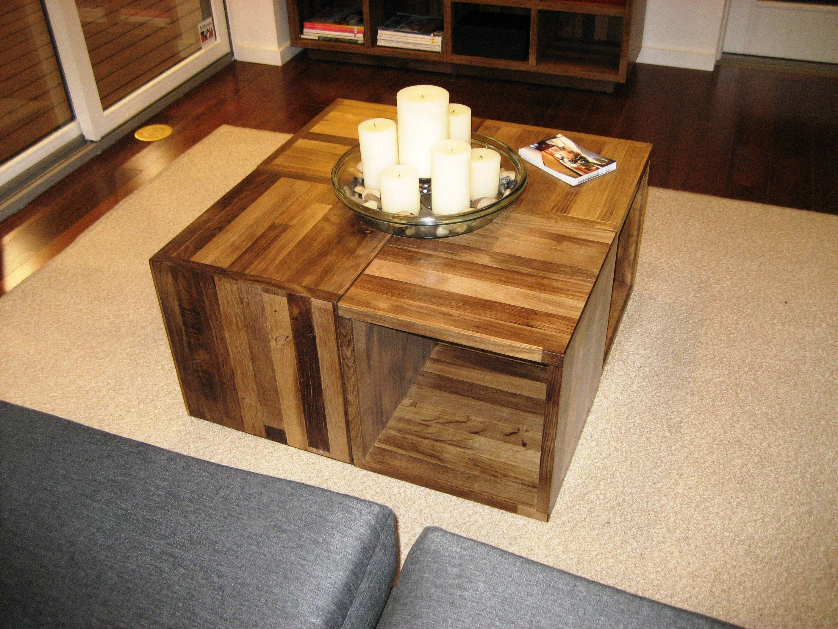 Pine Side Tables Living Room