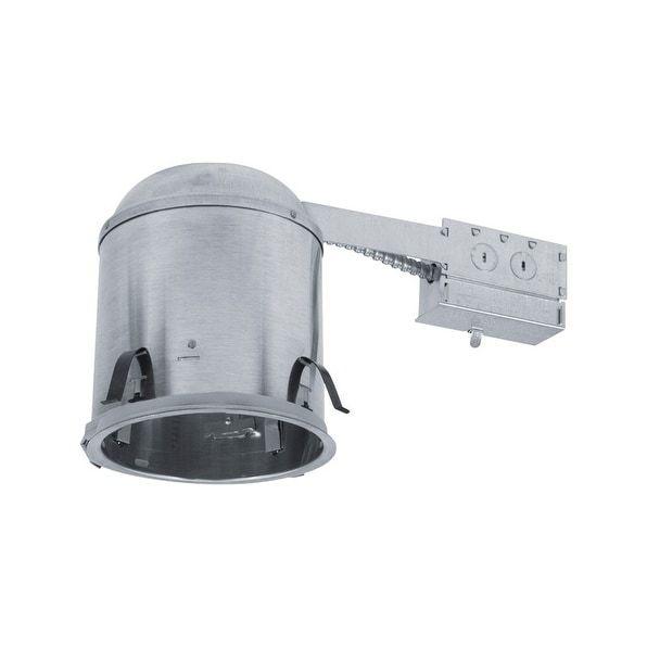 Halo 6-1/4 in. W Aluminum 6 in. Recessed Light Housing