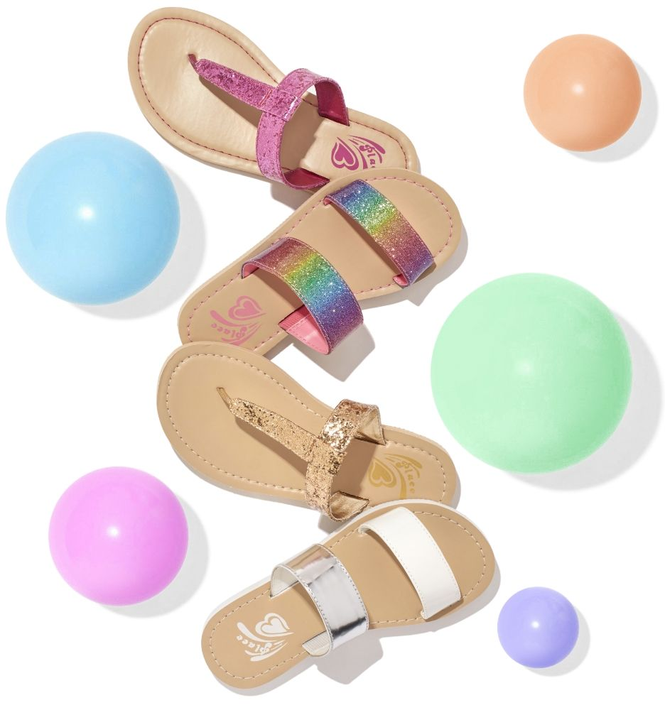 Step in color | Kids' fashion | Flip flops | The Children's Place