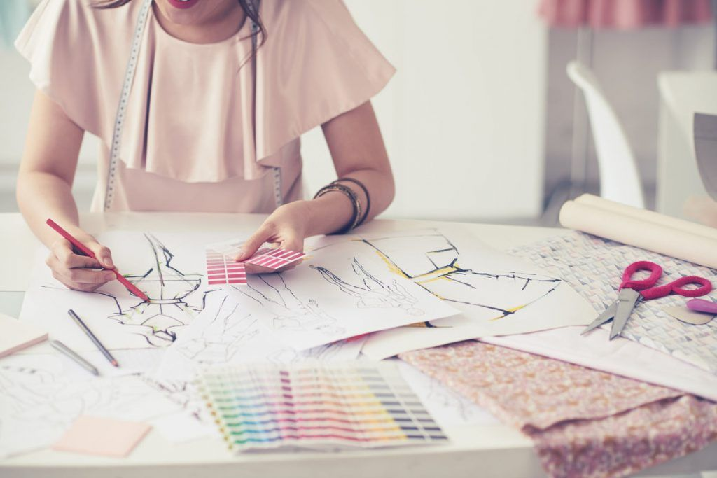 The Calling Of Fashion Designing Is Rising As An Innovative And Respectable Calling Inifd Is One Of The Famous Form Of Planning Orga Fashion Designing Colleges Fashion Designing Institute Fashion Design