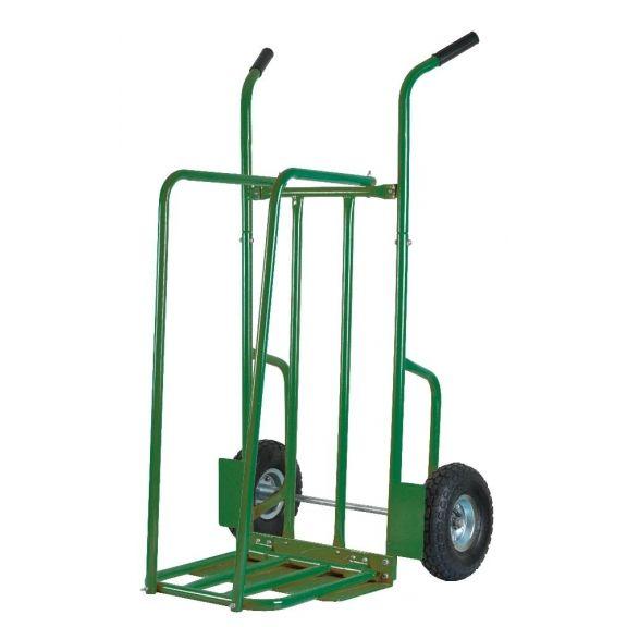 Chariot - diable à bûches à retrouver sur hortik.com #chariot  http://www.hortik.com/chariots/622-chariot-diable-a-buches-3700194401061.html