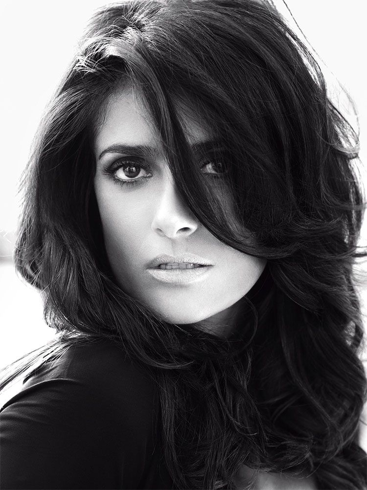 Salma Hayek as Logan Karris