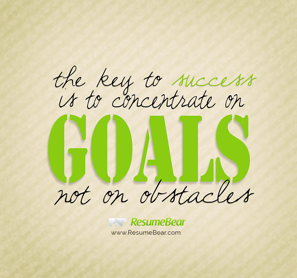 the key to success is to concentrate on goals not obstacles the key to success is to concentrate on goals not obstacles success quotes