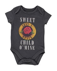 I Listen to Nirvana with My Auntie Baby T-shirt Tees Clothing Boys Girls