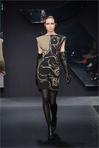 Sfilate Krizia Collezioni Autunno Inverno 2013-14 - Sfilate Milano - Moda Donna - Style.it