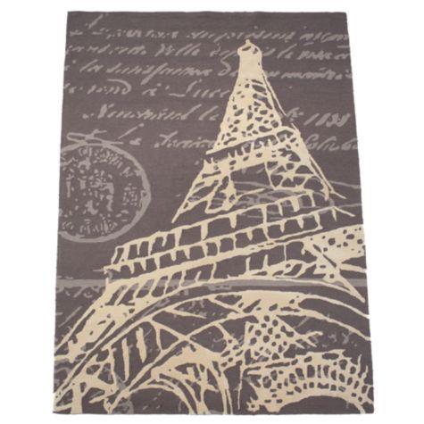 Z Gallerie Eiffel Tower Rug