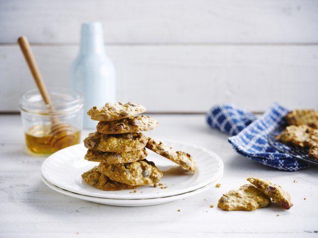 Hafer Cookies Rezept Gesunde Diat Thermomix Backen Und Kleingeback