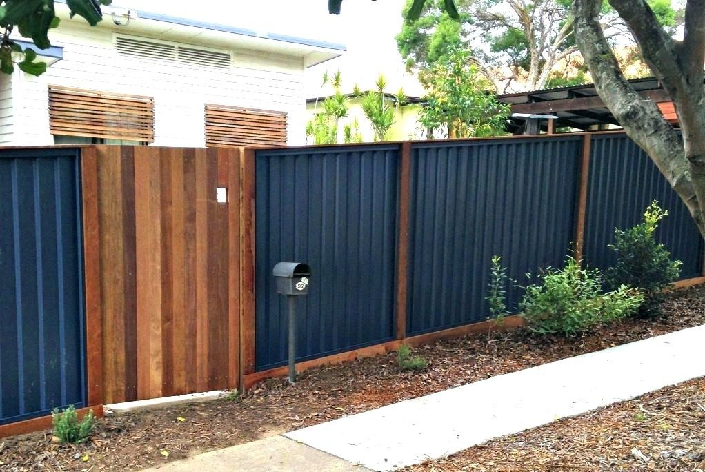 Image Result For White Corrugated Metal Fence Corrugated Metal Fence Metal Fence Panels Blue Fence