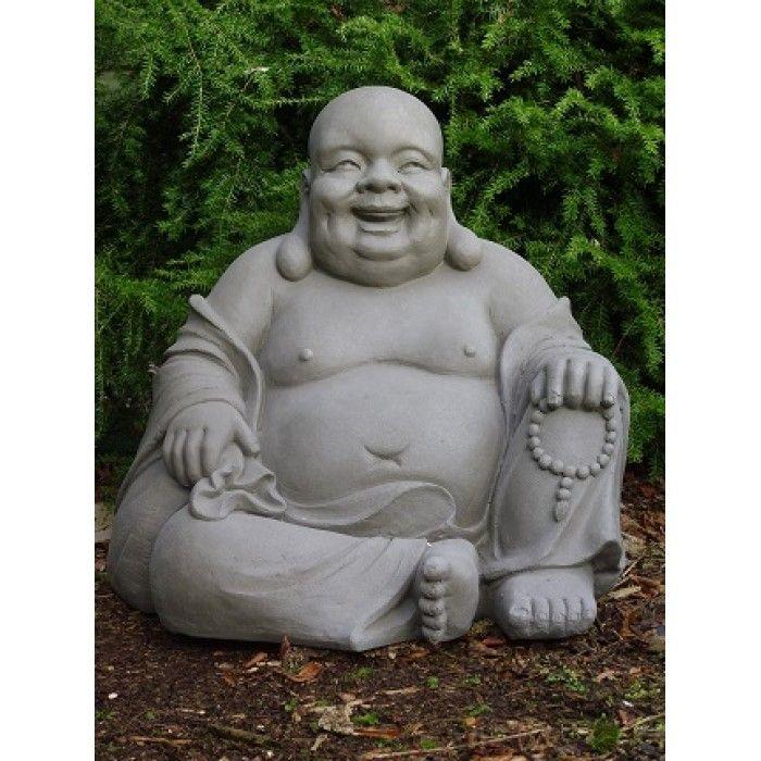lachende boeddha boeddha schilderij boeddha tuinbeelden