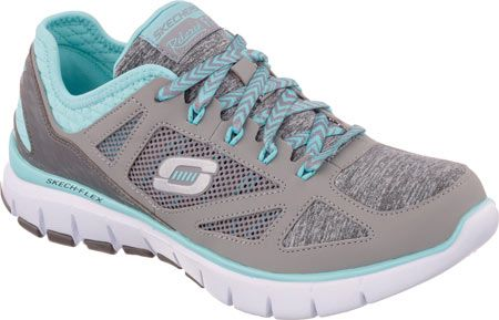 f2ec8c364b83 Skechers Womens Skech-Flex Style Source 12127-GYLB