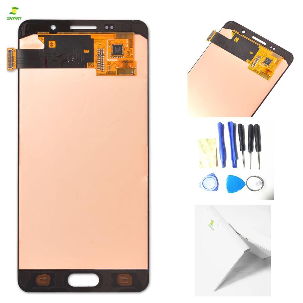 5 2 Lcds A5 2016 A510 For Samsung Galaxy A5 2016 A510 A510f A510m A510fd Lcd Display With Touch Screen Lcds Digitiz Samsung Galaxy Samsung Mobile Phone Parts