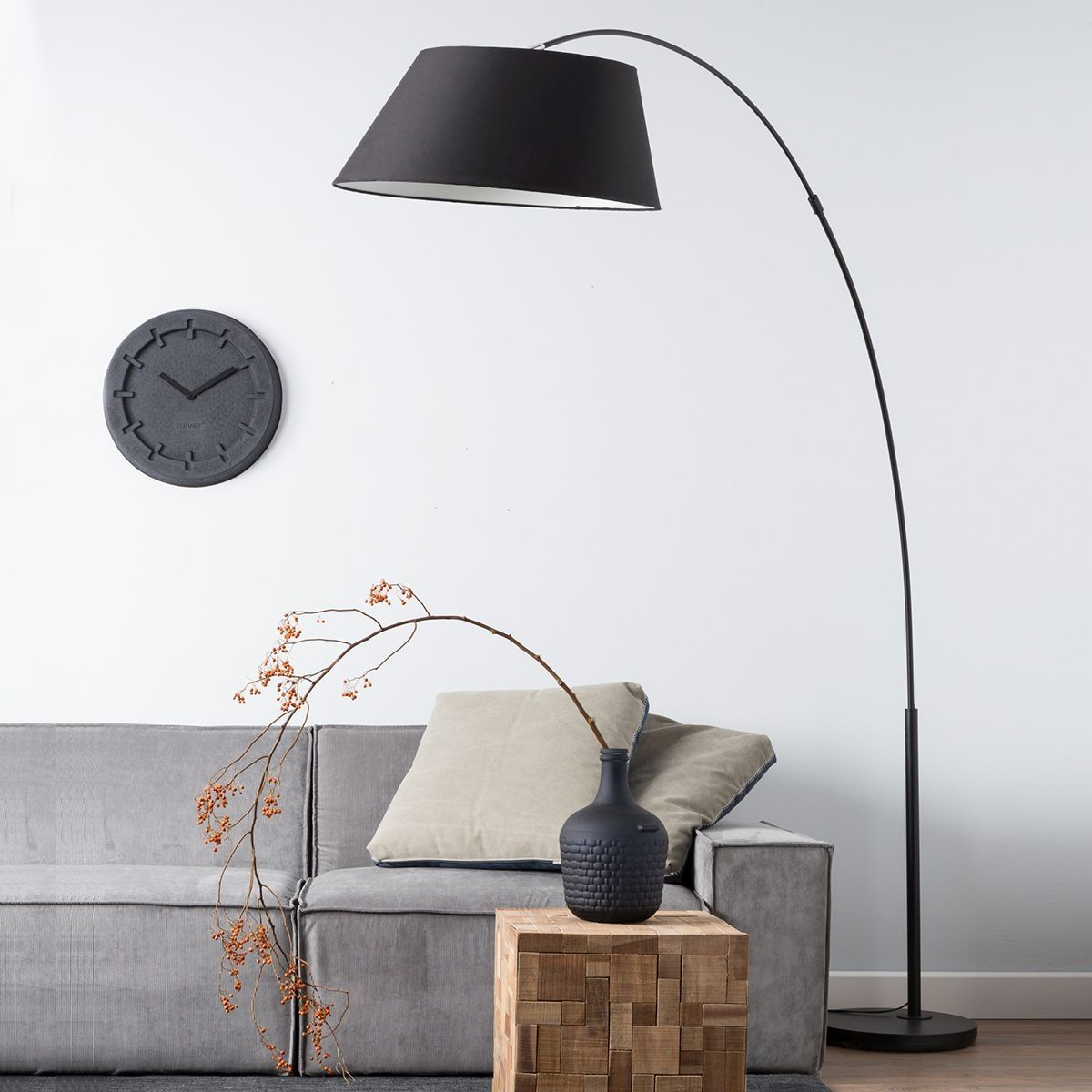 10 Contemporary Floor Lamp Design Ideas To Inspire You Matchness Com Modern Arc Floor Lamp Lamps Living Room Overhanging Floor Lamp