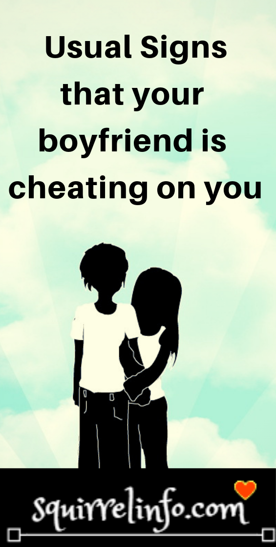 10 Signs He is cheating on you | Cheating, Cheating quotes