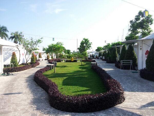 The Highland Park Hotel & Resort Bogor-Indonesia.