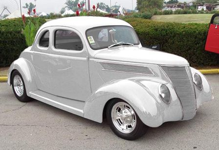1937 Ford Coupe.