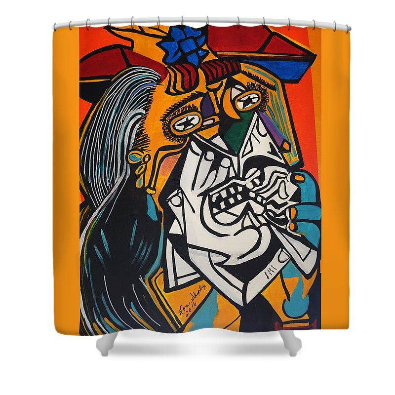 Explore Picasso Shower Curtains And More