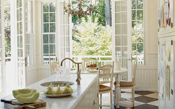 Fresh and irrisistable White interiors Pinterest Modern french