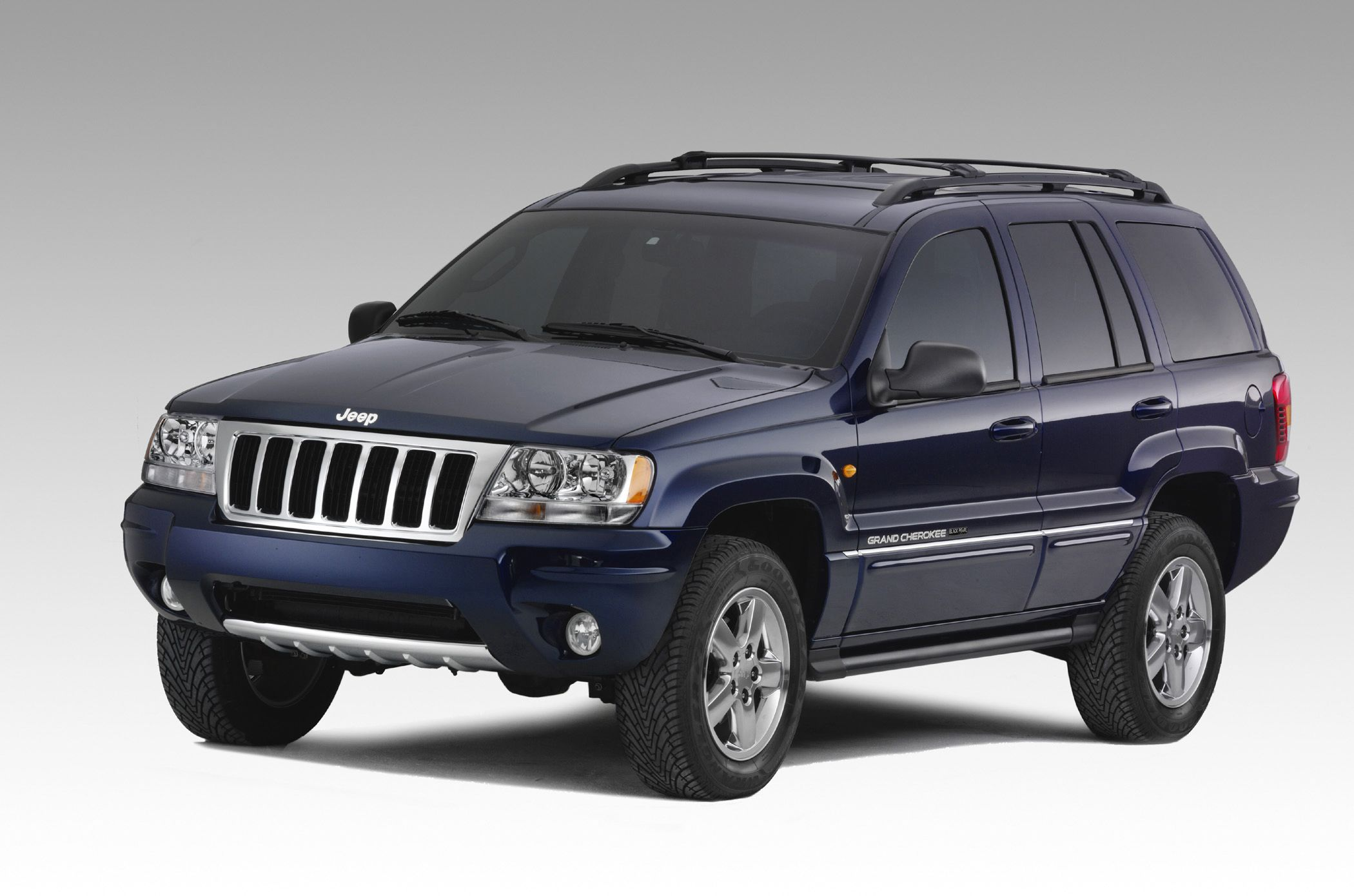 "Jeep Grand Cherokee ""Black Pearl"" WJ 2004"