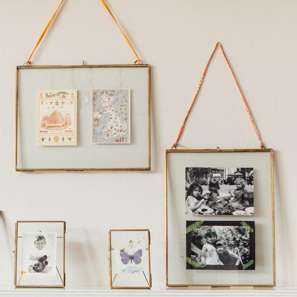 die besten 25 spiegel bilderrahmen ideen auf pinterest h ngende fotos bildw nde und h ngende. Black Bedroom Furniture Sets. Home Design Ideas