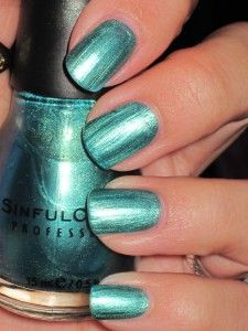Sinful Colors Gorgeous
