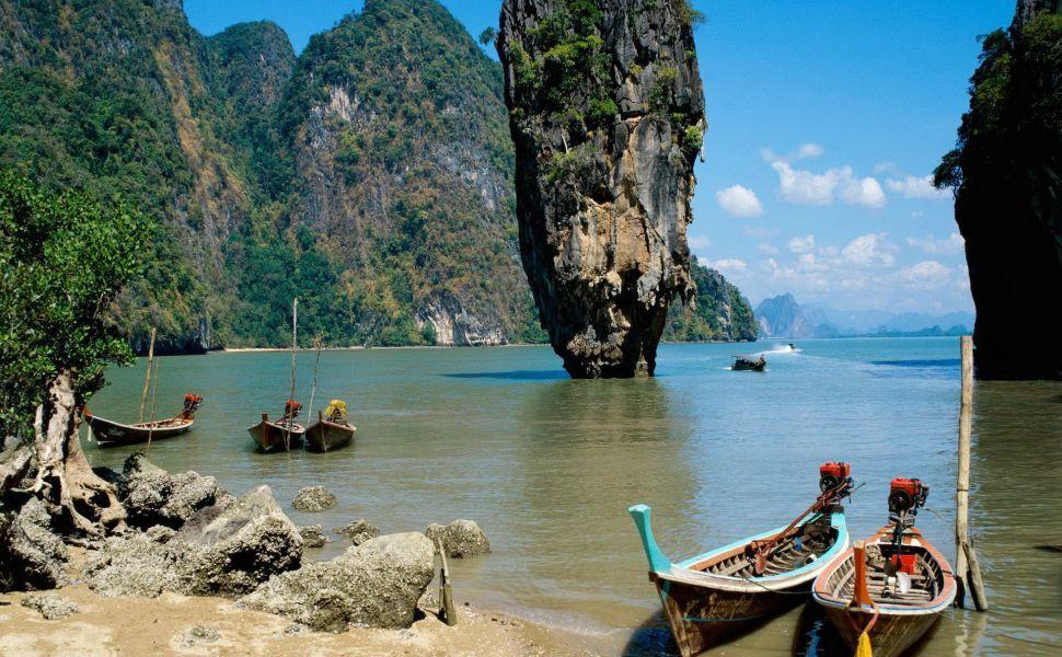 Phuket Thailand Hd Wallpaper Thailand Honeymoon Thailand