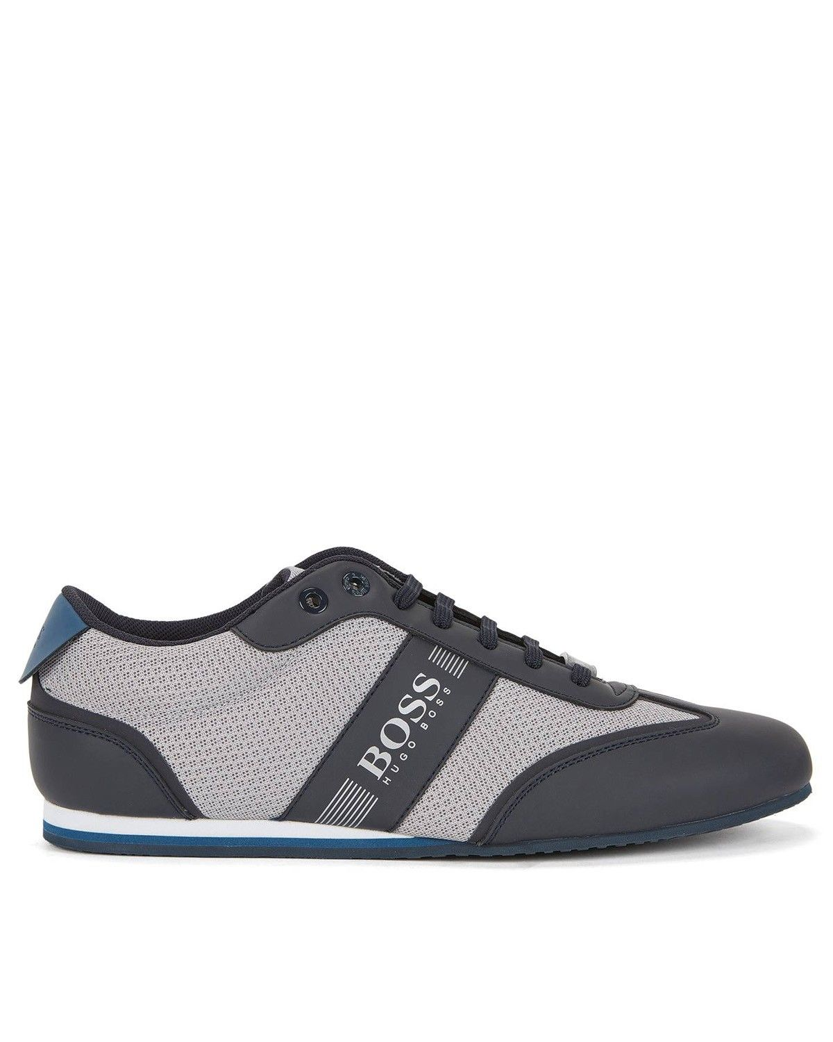 9692f4589 Zapatos Hugo Boss Azul Marino - Lighter Lowp in 2019 | Обувь ...