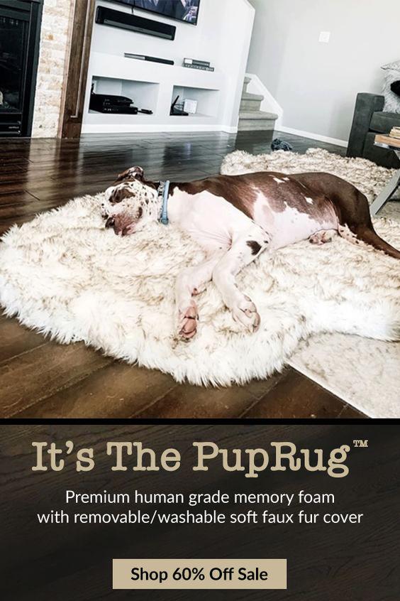 Puprug Faux Fur Orthopedic Dog Bed Curve White Orthopedic Dog Bed Dog Bed Orthopedic Dog