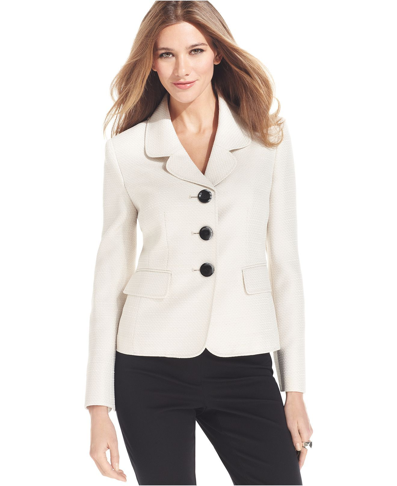 Overstock uses cookies to ensure you get the best experience on our site. If you continue on our site, you consent to the use of such cookies. Learn more. OK Jackets. Clothing & Shoes / Women Ladies' Black Lambskin, Leather Zip Front Blazer Jacket. 4 Reviews. SALE. More Options.