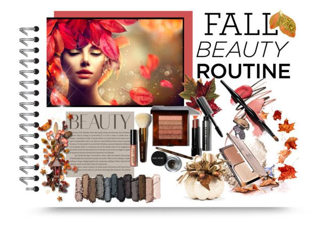"""Fall Beauty Routine..."" by signaturenails-dstanley ❤ liked on Polyvore featuring beauty, Urban Decay and Bobbi Brown Cosmetics"