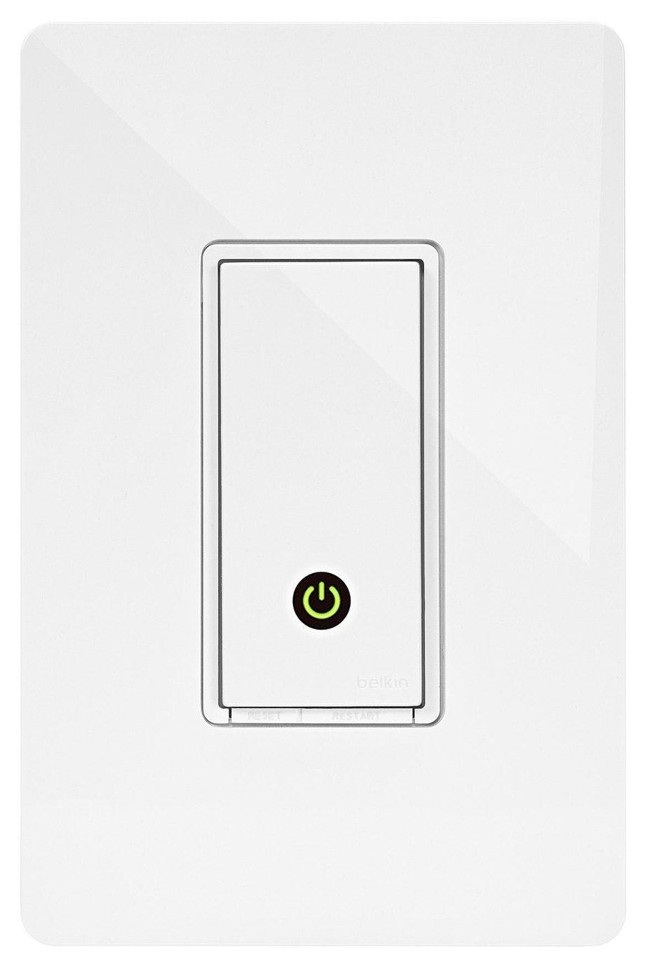 Belkin   F7C030au WeMo Light Switch   Myer Online   DIY DECOR ...