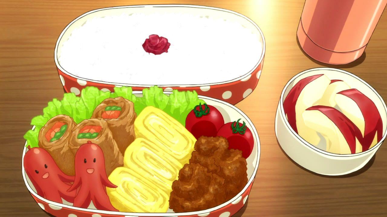Anime food food in 2019 food anime bento japanese food