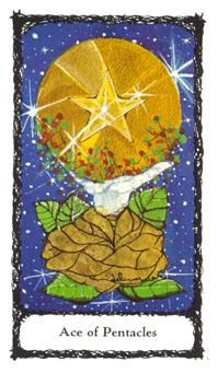 Sacred Rose Tarot Deck Ambition For Physical Manifestation Of